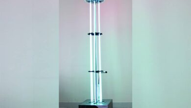 Photo of DRDO develops UV disinfection tower