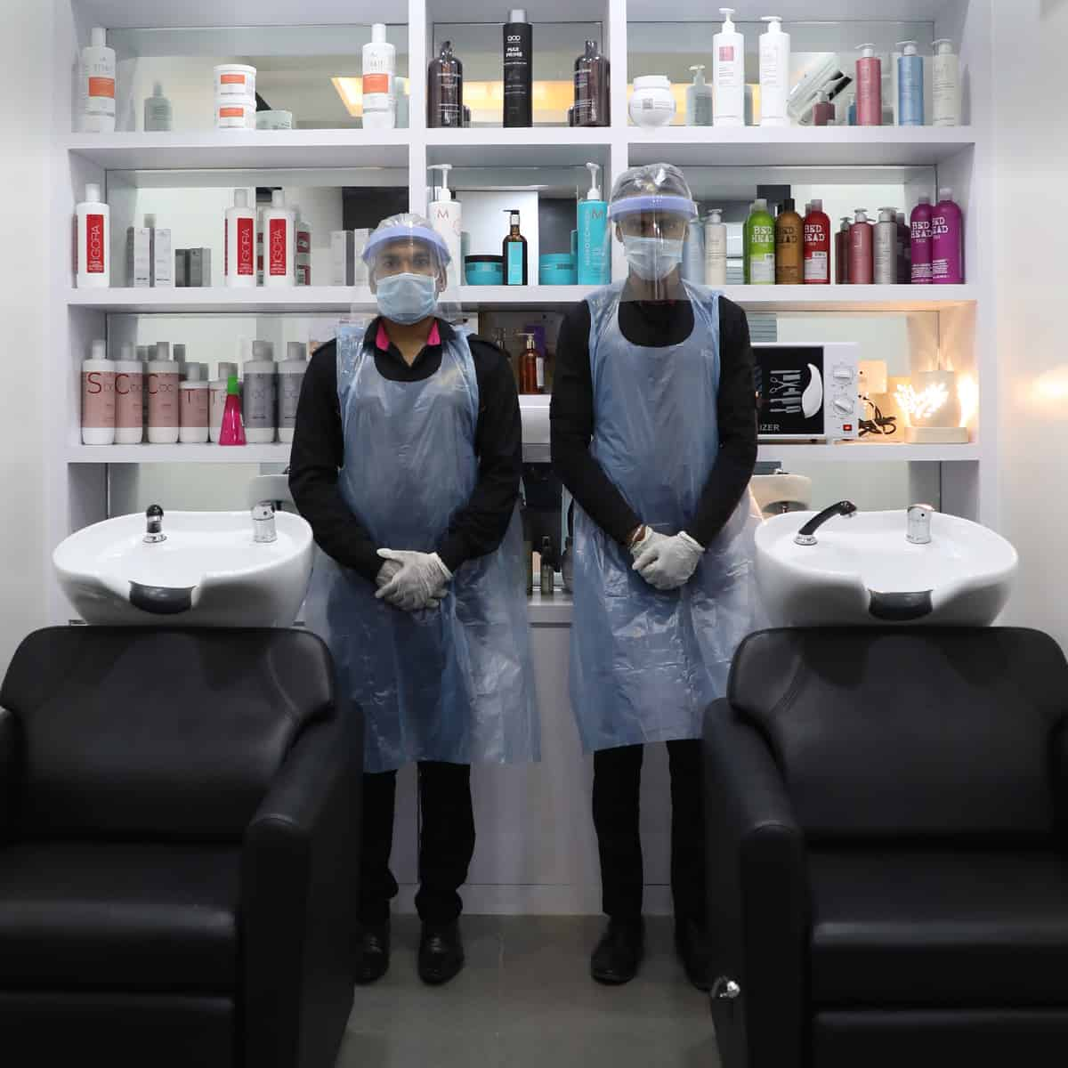 Lakme salon reopens post lockdown with 55 enhanced measures