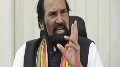 Photo of Uttam slams TRS Govt for diverting workers welfare fund
