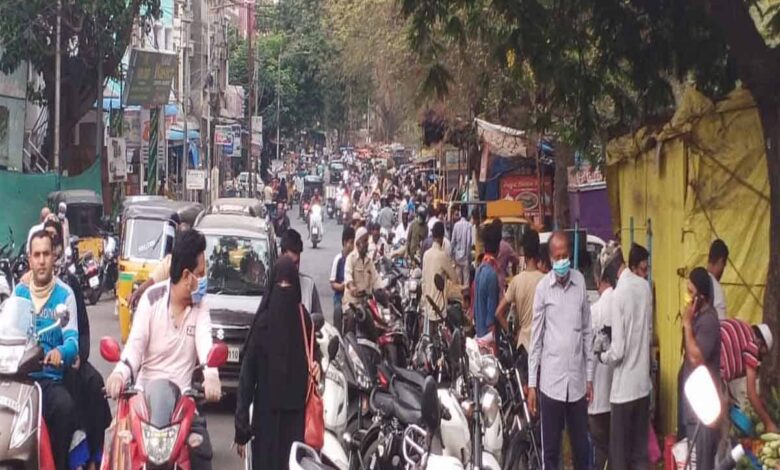 Hyderabad arterial roads back to life