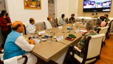 Photo of Rajnath Singh inaugurates new crucial road to Kailash-Mansarovar