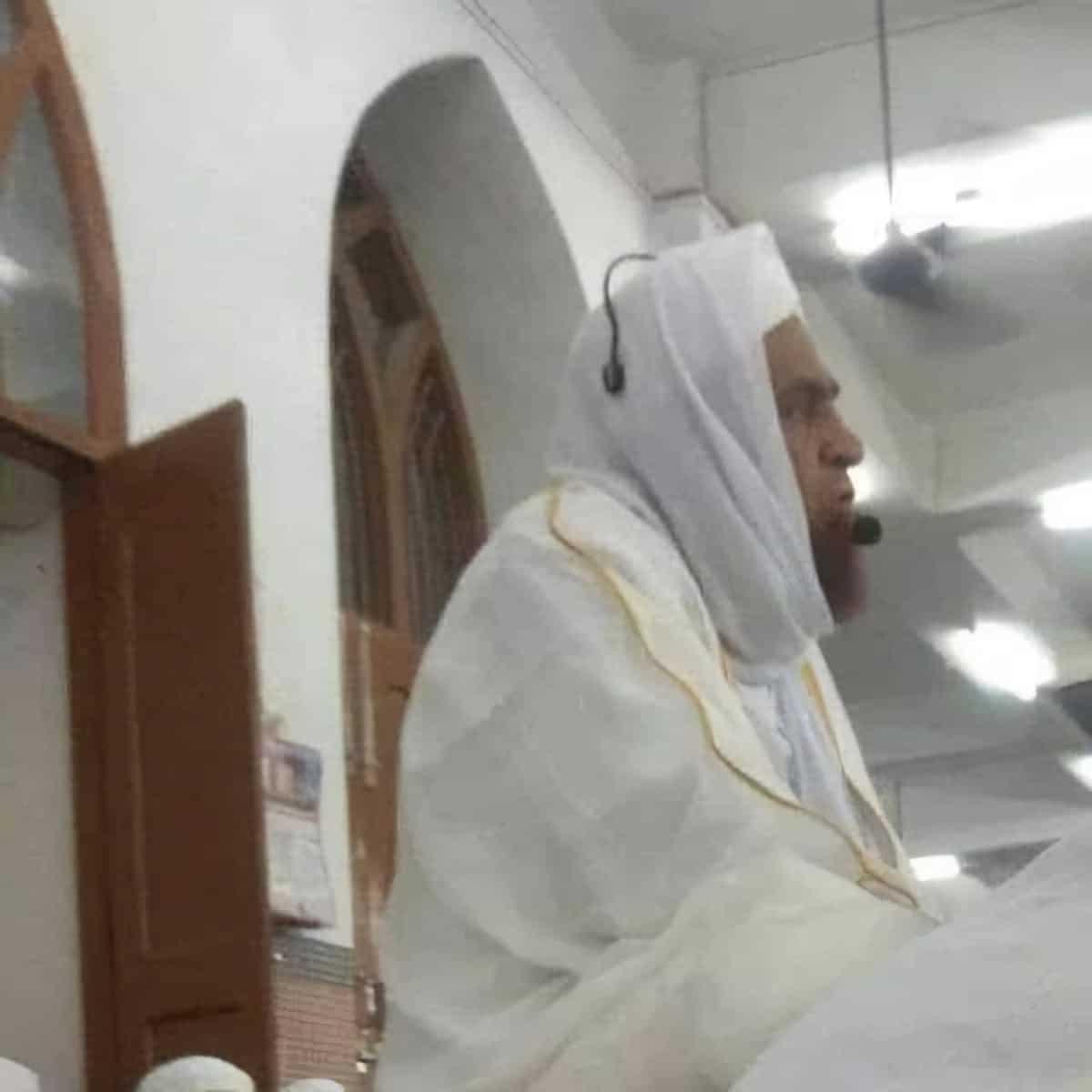 Mufti Saeed Ahmad Palanpuri