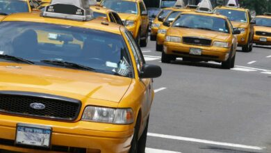 Photo of Yellow taxis to ply from Monday with 30 per cent fare hike
