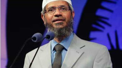 Photo of Not many countries willing to accept Zakir Naik:Mahathir Mohamad