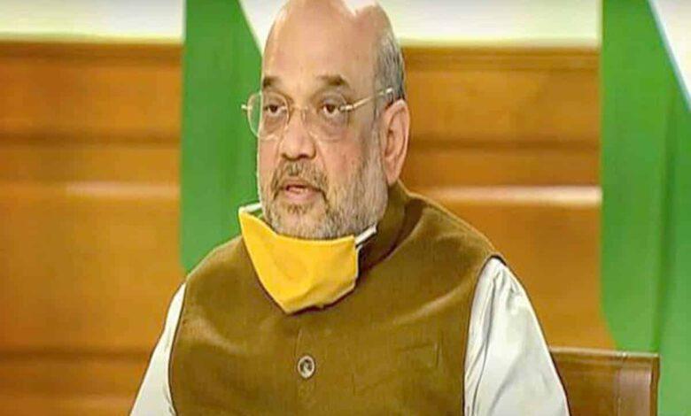 BJP condemns rumour on Amith Shah's health