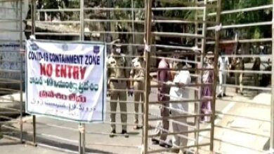 Photo of COVID-19: containment zones set up in Vanasthalipuram