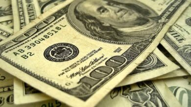 Photo of Rupee settles 20 paise lower at 75.79 against US dollar