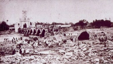 Photo of Natural disasters are not new to Hyderabad; City has always shown resilience