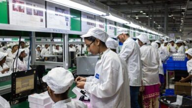 Photo of Apple looks to Shift more iPhone production from China to India