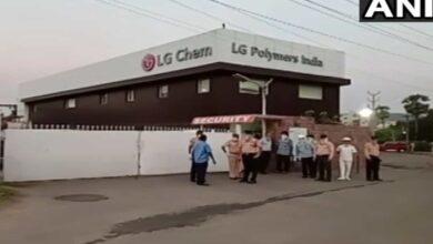 Photo of Visakhapatnam gas leak mishap: Chaos at KG Hospital