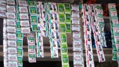 Photo of Gutkha worth Rs 30 lakh seized in Hyderabad, 6 held