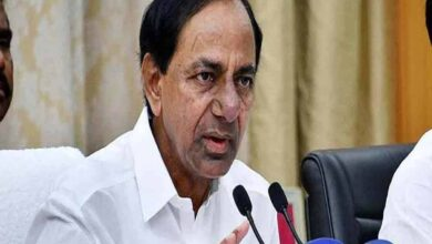Photo of KCR urges PM to not resume train services