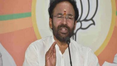 Photo of Not the right time to settle political scores: Kishan Reddy