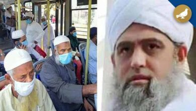 Photo of Tablighi event: Delhi Police interrogates Maulana Saad's son