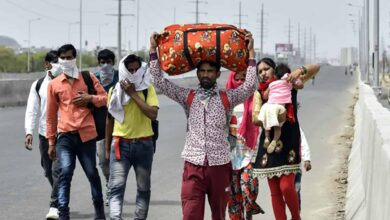 Photo of Over 1.73 lakh workers returned Assam during lockdown: Govt