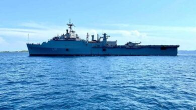 Photo of Navy begins repatriating Indians