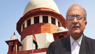 Photo of SC grants interim stay on arrest to Advocate Prashant Bhushan