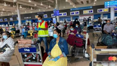 Photo of 75 pregnant women to board repatriation flight from Dubai to Kochi