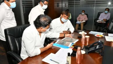 Photo of TRS Govt aims to shape Hyderabad a traffic-free city