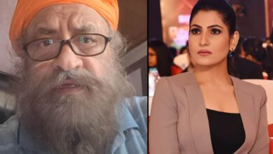 Photo of Gurcharan Singh blasts Rubika Liyaquat