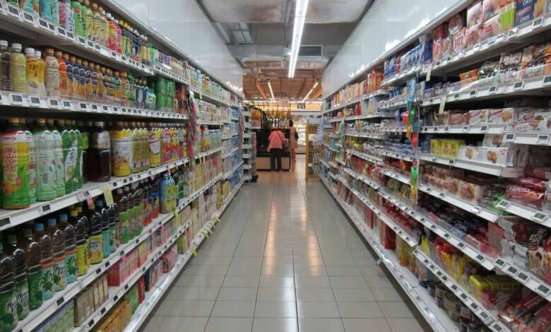 supermarkets in Hyderabad
