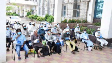 Photo of 150 Tablighi Jamaat members break Ramadan fast to donate plasma