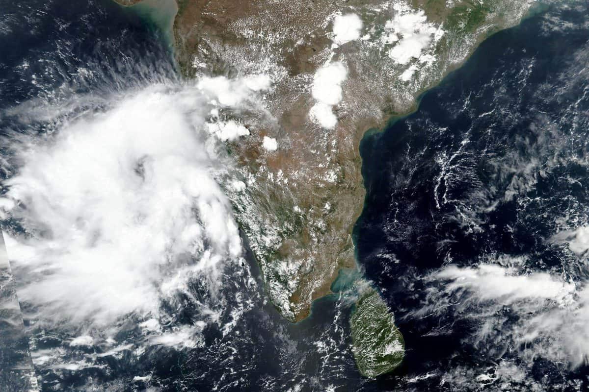 'Nisarga' may hit Maha coast by afternoon, flights curtailed