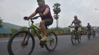 Photo of Photos: World cycle day: People ride bicycles