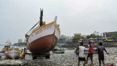 Photo of Photos: Cyclone Nisarga in India