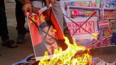 Photo of Photos: Indo-China clash aftermath