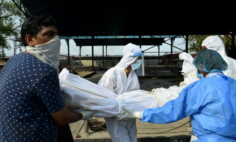 Doctors save life of a COVID-19, Swine flu patient
