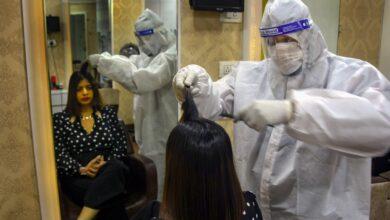 Photo of Salons reopened in Mumbai
