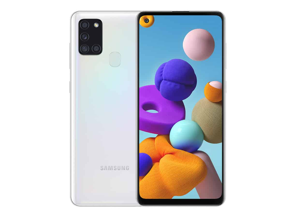 Galaxy A21s India launch confirmed for June 17