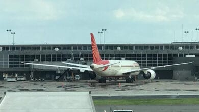 Photo of Vande Bharat flight with 206 Indians departs from Washington