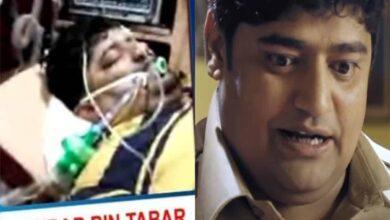 Photo of Hyderabadi comedian Akbar bin Tabar admitted to Care Hospital
