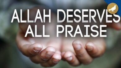 Photo of Powerful reminder: Praise Allah
