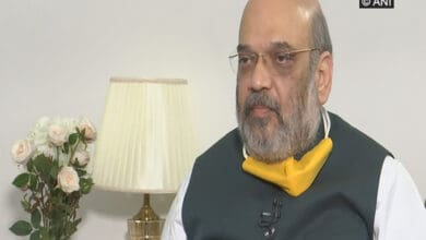 Photo of Amit Shah's health condition improves