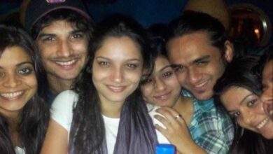 Photo of Vikas Gupta calls Ankita Lokhande Sushant's 'shock absorber'