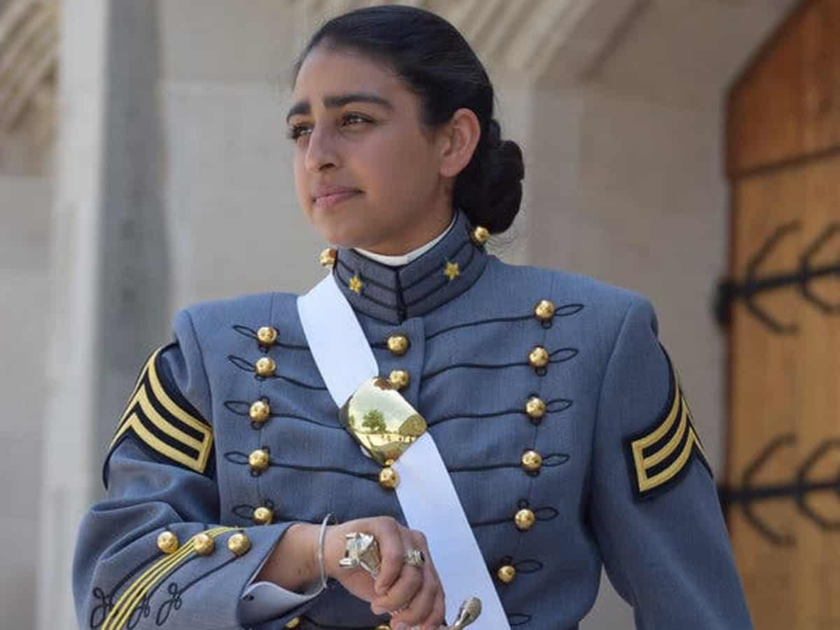 Anmol becomes first Sikh to graduate from US Military Academy