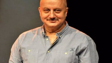 Photo of Anupam Kher questions rising toxicity on social media