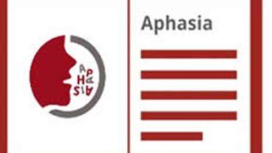 Photo of TASLPA hosts 'Aphasia awareness month'