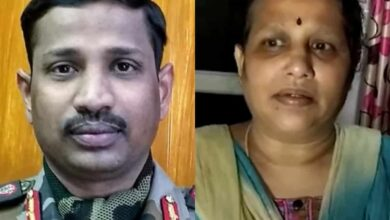 Photo of Proud of my son: Mother of martyred Army officer from Telangana