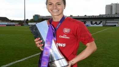 Photo of Viktoria Schnaderbeck extends contract with Arsenal