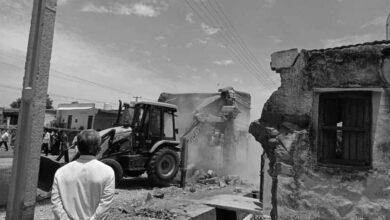 Photo of TS: Ashurkhana 'demolished' in Narayanpet, Shias demand action