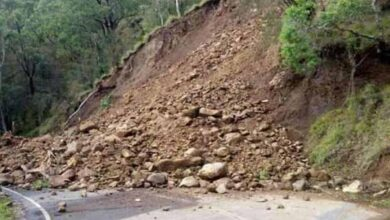 Photo of 21 killed, seven injured in three separate landslides in Assam