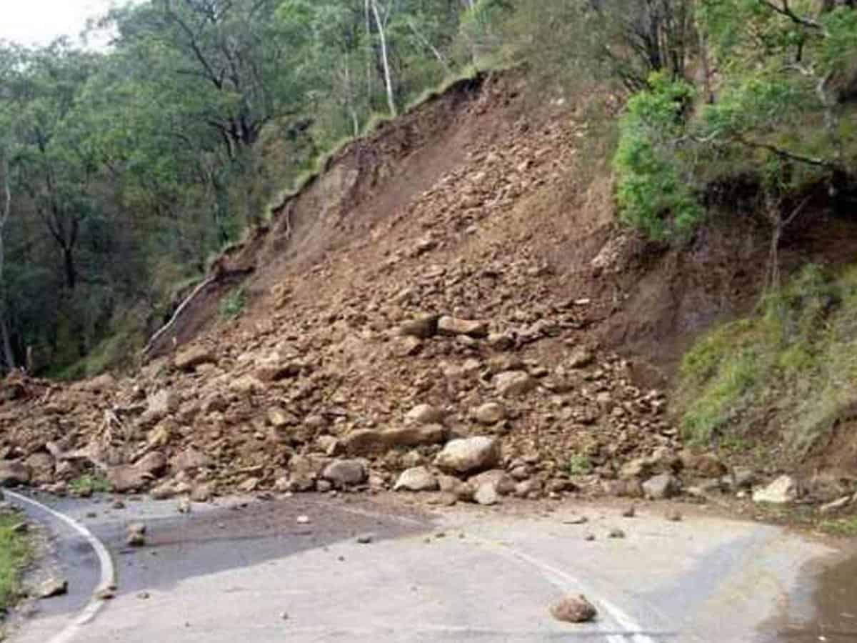 21 killed, seven injured in three separate landslides in Assam