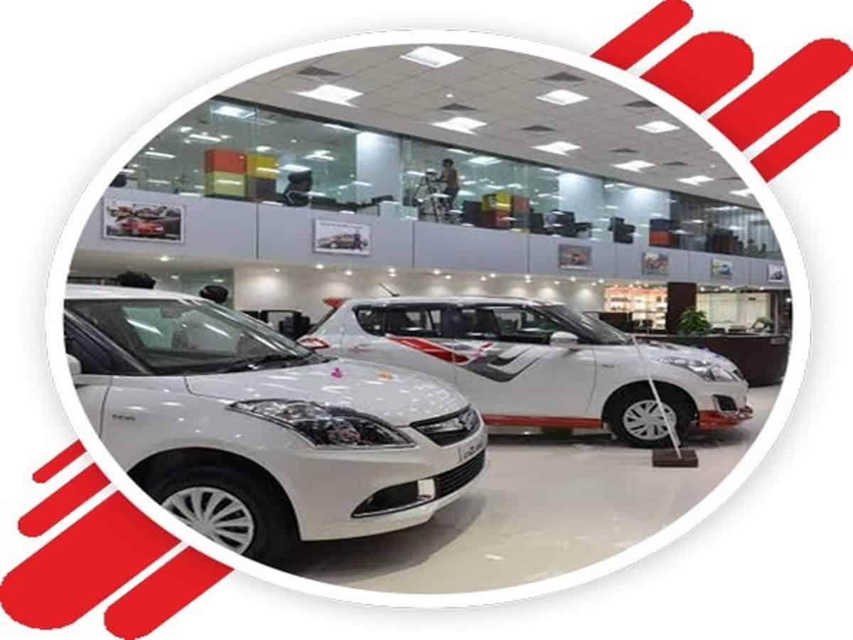 Auto registrations