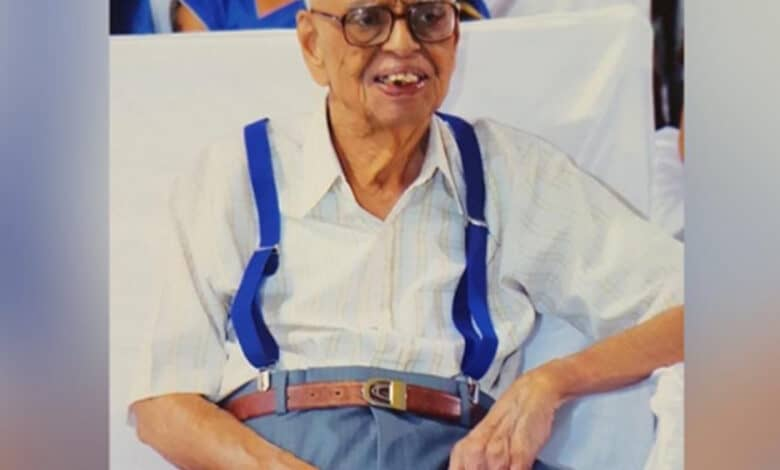 B P R Vithal, a doyen among Administrators, passes away