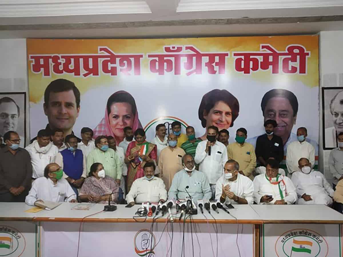 BSP Leader join Congress