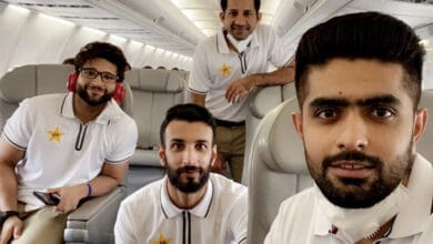 Photo of Pakistan team depart for their tour of England